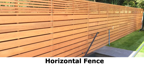 Horizontal-Fence