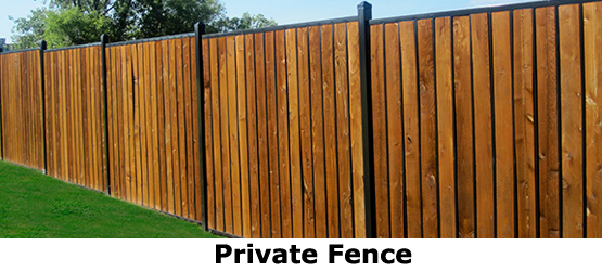 Private-Fence