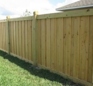 Private Fence